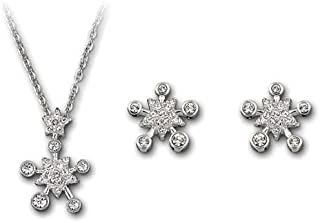 Best crystal earring and necklace set Reviews