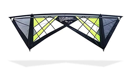 Revolution Kites – Reflex 1.5 RX Spiderweb, SPI Lime #1-1