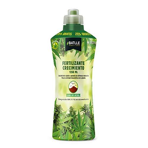 Abonos - Fertilizante Ecoyerba Crecimiento 1250ml - Batlle