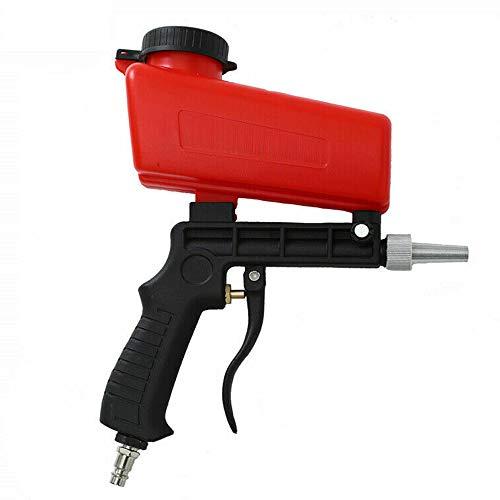Huijing Sandblaster Gun, Pistola De Chorro De Arena De Mano, Máquina De...