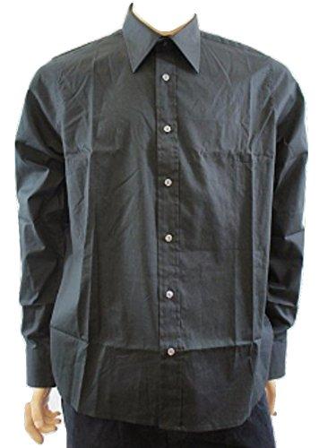 Benetton pour Homme Noir Manches Longues pour Homme - Noir - X-Large
