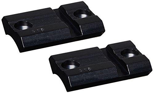WEAVER Muzzleloader Gloss Black Base - Traditions in-Line/CVA Round