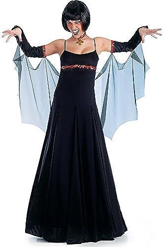 Carnival Toys 81043 - Vampirin Kostüme für Erwachsene, Größe M