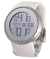 [グッチ] GUCCI 腕時計 アイ グッチ I GUCCI デジタル YA114403 ホワイト レディース [並行輸入品]