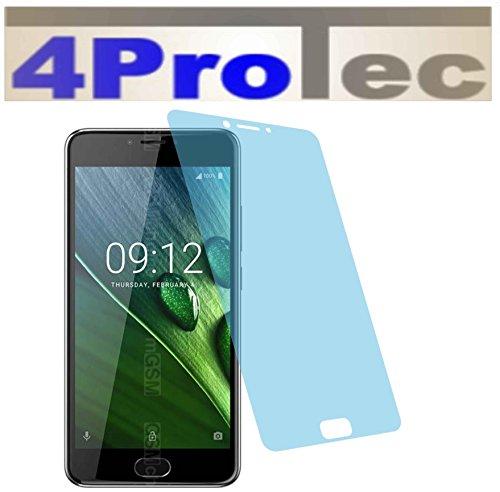4ProTec I 2X ANTIREFLEX matt Schutzfolie für Acer Liquid Z6 Plus Premium Bildschirmschutzfolie Displayschutzfolie Schutzhülle Bildschirmschutz Bildschirmfolie Folie