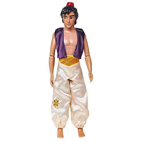 Disney Principesse Scintillanti Jasmine Principe Aladdin - Bambola SNODABILE