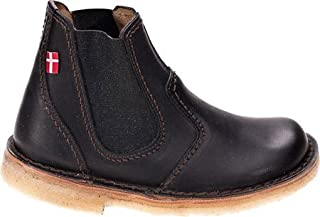 Roskilde Unisex Leather Chelsea Boot