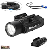 OLIGHT PL-Pro valkyrie 1500 Lumen Weaponlight PL-2 Rechargeable Light, Build-in Battery, Magnetic...
