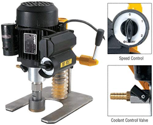 Best Buy! CRL 2-Speed Pro Drilling Machine by CR Laurence
