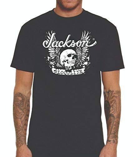 New! Jackson Guitars Bloodline Shirt Guitar Soloist Dinky Randy Kelly King v