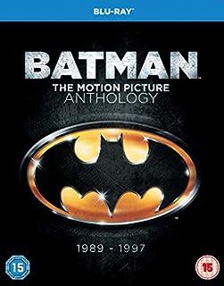 Batman: The Motion Picture Anthology 1989-1997 [Blu-ray] [1989] [2005] [Region Free] (B001MUK7GY) | Amazon price tracker / tracking, Amazon price history charts, Amazon price watches, Amazon price drop alerts
