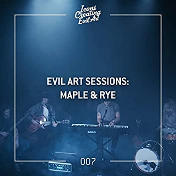 Evil Art Sessions 007 (Live)