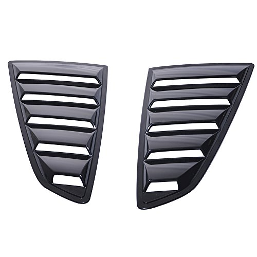 2014 ford mustang louvers - 9
