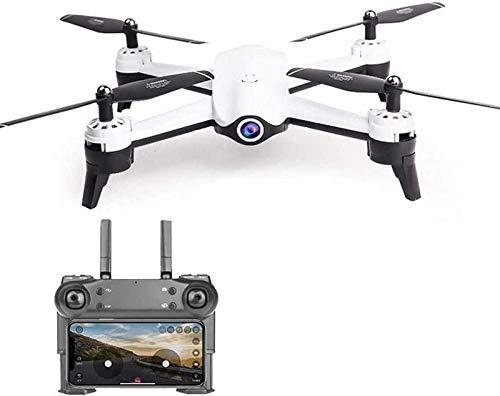 aipipl Cámara Dual de Flujo óptico WiFi 4K HD, posicionamiento GPS, Seguimiento de cuadricóptero, Juguete de Control Remoto de Larga duración de 25 Minutos