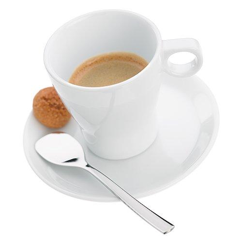 WMF Barista Espressotasse und Untertasse mit Rührpaddel