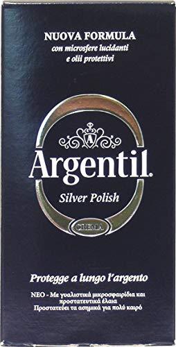 9 x ARGENTIL Lucida Argento Crema 150 Ml