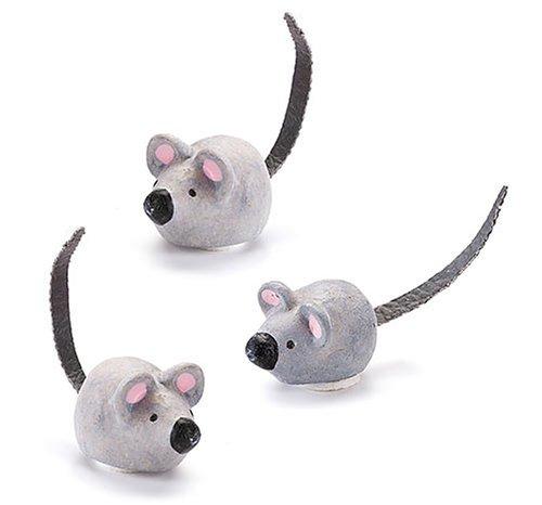 KnorrPrandell 8002760 Maus, 1.5 cm, 10 Stück/Beutel