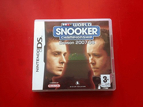 World Snooker Championship 2007-08 (Nintendo DS) by Deep Silver