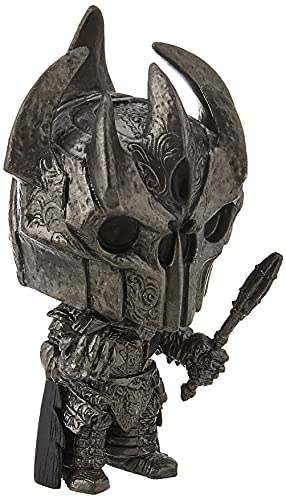 Funko Pop Lord of The Rings Vinyl: LOTR: Sauron, Color Charcoal (4580)