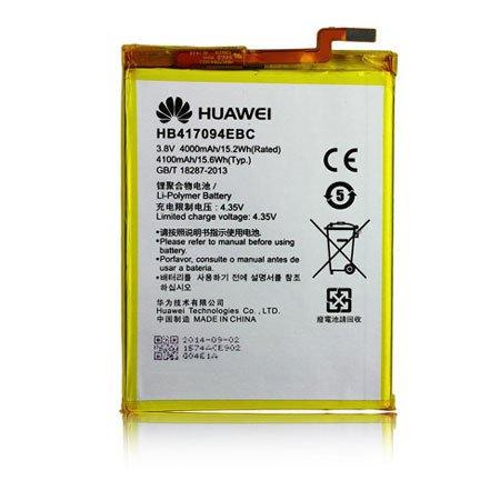 Original Akku HUAWEI HB417094EBC für Ascend Mate 7–4100mAh Li-Ion Bulk