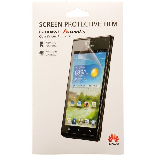 Huawei 51990225 Ascend P1 Schutzfolie High Transparent