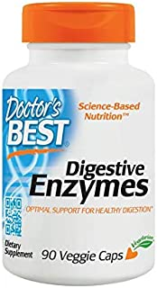 Doctor's Best Best Digestive Enzymes 90 Veggie Cap