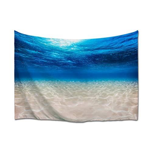 A.Monamour Wandteppich Unterwasser-Szene von...