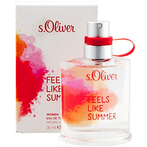 s.Oliver Feels like Summer Eau de Toilette Nat.Spray 30ml