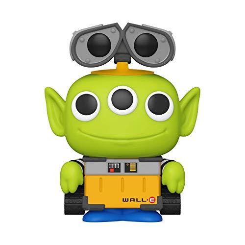 Funko-Pop Disney: Pixar-Alien as Wall Anniversary Figura Coleccionable, Multicolor (48363)