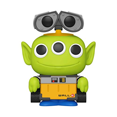 Funko Pop! Disney: Pixar Alien Remix - Wall-E, Multicolor, 3.75 inches (48363)