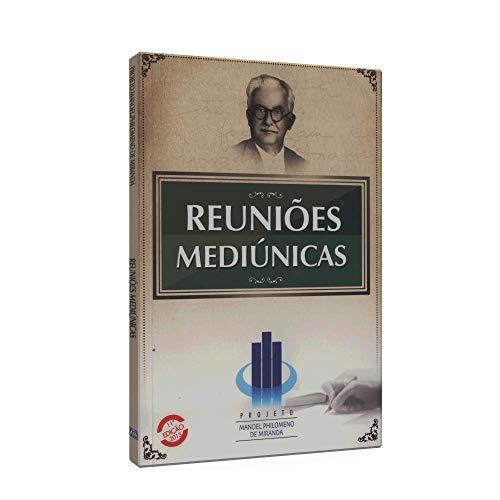 Reuniões Mediúnicas. Projeto Manoel Philomeno de Miranda