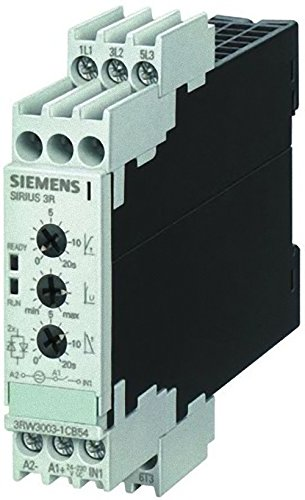 Siemens - Arrancador suave ancho 22,5mm conexion tornillo