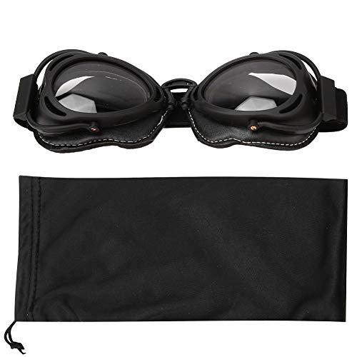 Gafas de Motocicleta, Gafas de Protección Unisex Gafas Protectoras Casco Esquí Deportes...