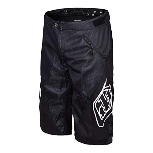 LXIANGP Short de Descente for Hommes Vélo Short de vélo VTT Bas Respirant Évacuation de l'humidité Vêtements de Sport en Coton à Séchage Rapide Vêtements Course Fit Vélo (Color : G, Size : S)