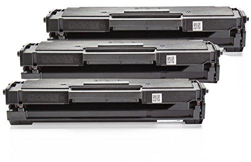 3tóner XXL equivalente Super con por 2000Páginas, sustituye a Samsung MLT de D111MLT de d111l para no original Samsung Xpress M2020M2020W M2021m2021W M2022M2022W M2026m2026W M2070M2070F M2070W M2070W m2071fh m2071fw m2071hw m2071W M2078m2078F m2078fw m2078W SL-BD20M2000M2022SL-M2022W