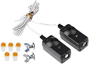 Safety Sensor Eyes for 41A5034 Liftmaster Sears Chamberlain Craftsman Garage Door Opener (1 kit)
