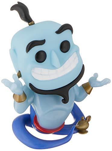 Funko- Genio con lampara Disney Aladdin Figura de Vinilo, Multicolor, 35759
