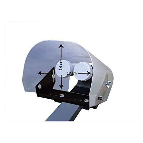 HD-LINE Wetterschutzhaube LNB Protector, Regenschutz UV-Schutz für LNB