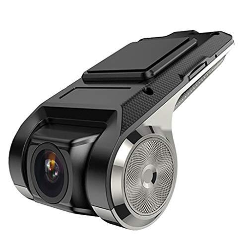 MagiDeal HD Car DVR Dashcam Video Recorder G-Sensor Detección de Movimiento Visión Nocturna