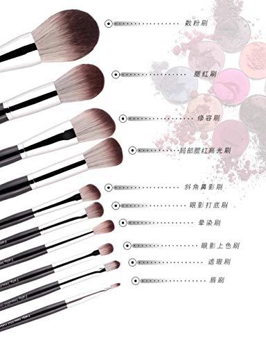 Pinceau De Maquillage Set Brush Eyeshadow Blush Makeup Tool, Naked Brush