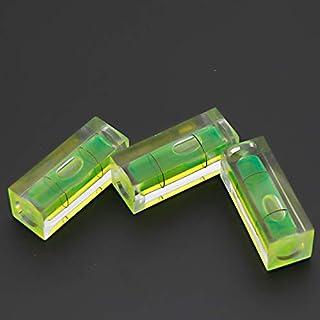 قطع واكسسوارات الطابعة Yotek-3D - 3 قطع مسطرة صغيرة المستوى أداة تسوية مساعدية مساطر قياس منصة الحرارة لأجزاء السرير الساخ...