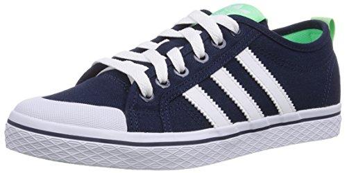 adidas Originals Honey Low, Damen Sneakers, Blau (Collegiate Navy/Ftwr White/Light Flash Green S15), 40 2/3 EU (7 Damen UK)