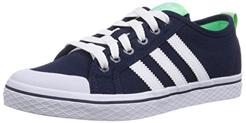 adidas Originals Honey Low, Damen Sneakers, Blau (Collegiate Navy/Ftwr White/Light Flash Green S15), 36 EU (3.5 Damen UK)