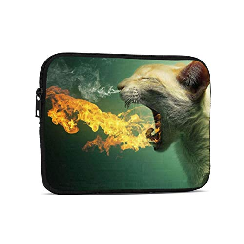 Kitty Fire Tablet Bag, Premium Universal Sturdy Shockproof Laptop Sleeve, Notebook Case Protective Handbag Fit 7.9'/9.7' Tablets/Ipads/Readers