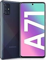 Samsung Galaxy A71 Dual SIM 128GB 8GB RAM 4G LTE (UAE Version) - Black - 1 year local brand warranty