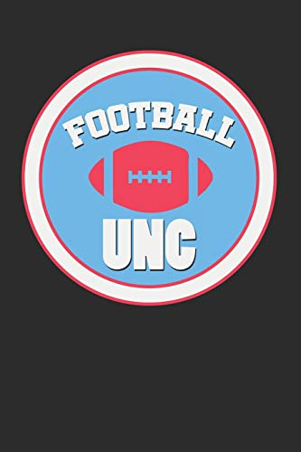 Football Unc: Blank Lined Sports Notebook (Personalized Gift for Uncle)