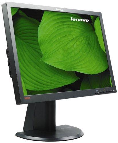 Lenovo ThinkVision LT1952p 19 inch LED Backlit LCD Monitor - Black (1000:1, 250cd m2, 1440x900, 5ms) (Refurbished)