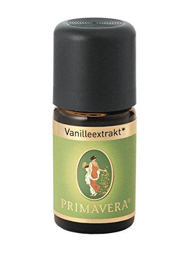 Primavera - Vanilleextrakt bio - 5 ml