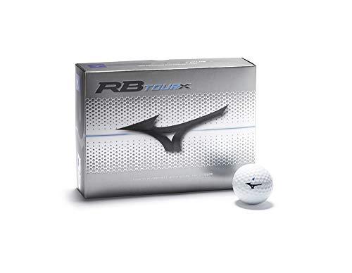 Mizuno RB Tour X Golf Balls, White
