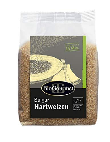 BioGourmet Hartweizen Bulgur, 500 g